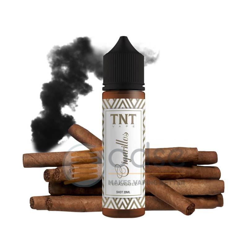 VELASQUEZ SHOT CIGARILLOS TNT VAPE - Tabaccosi