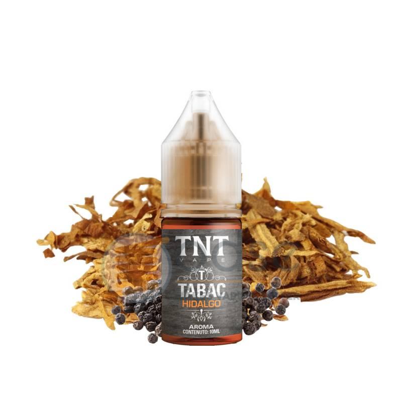 HIDALGO AROMA TABAC TNT VAPE - Tabaccosi