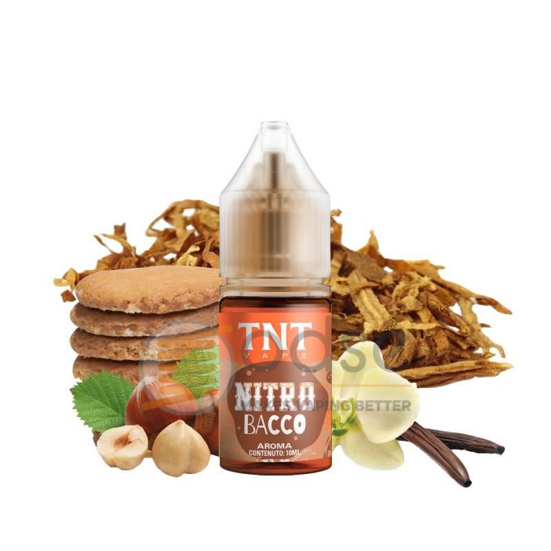 NITRO BACCO AROMA I MAGNIFICI 7 TNT VAPE - Tabaccosi