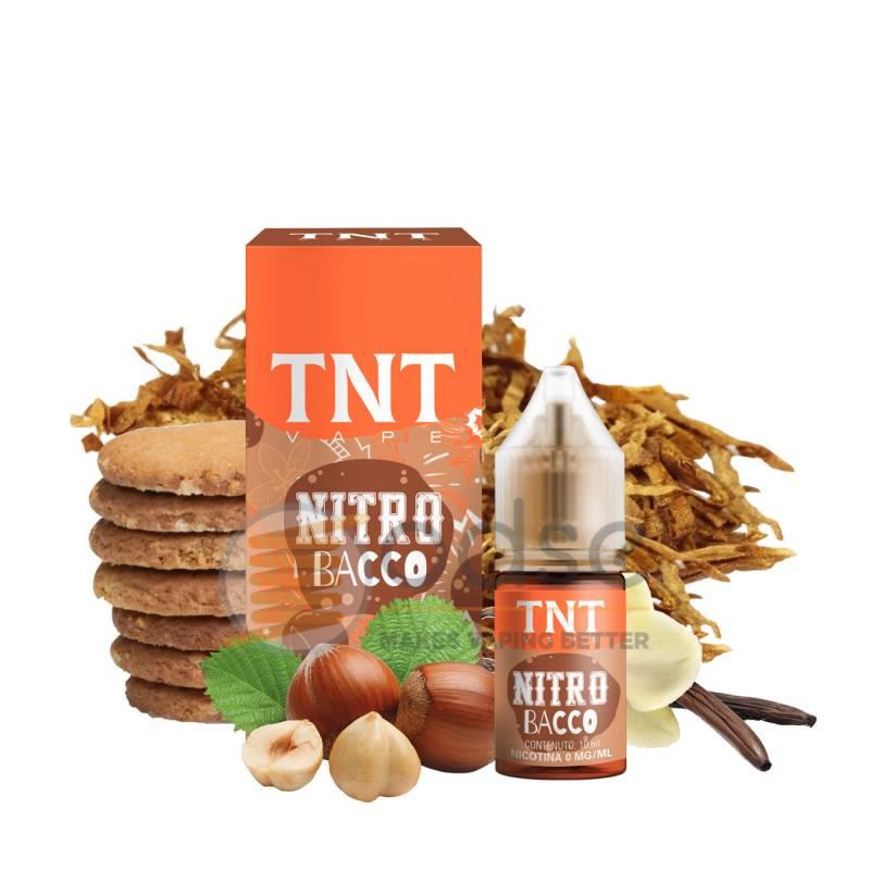 NITRO BACCO LIQUIDO I MAGNIFICI 7 TNT VAPE 10 ML - Tabaccosi