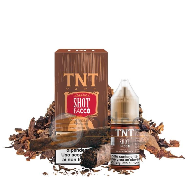 SHOT BACCO LIQUIDO I MAGNIFICI 7 TNT VAPE 10 ML - Tabaccosi