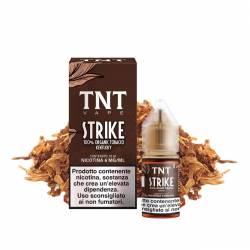 STRIKE LIQUIDO TOTAL NATURAL TOBACCO TNT VAPE 10 ML - Tabaccosi