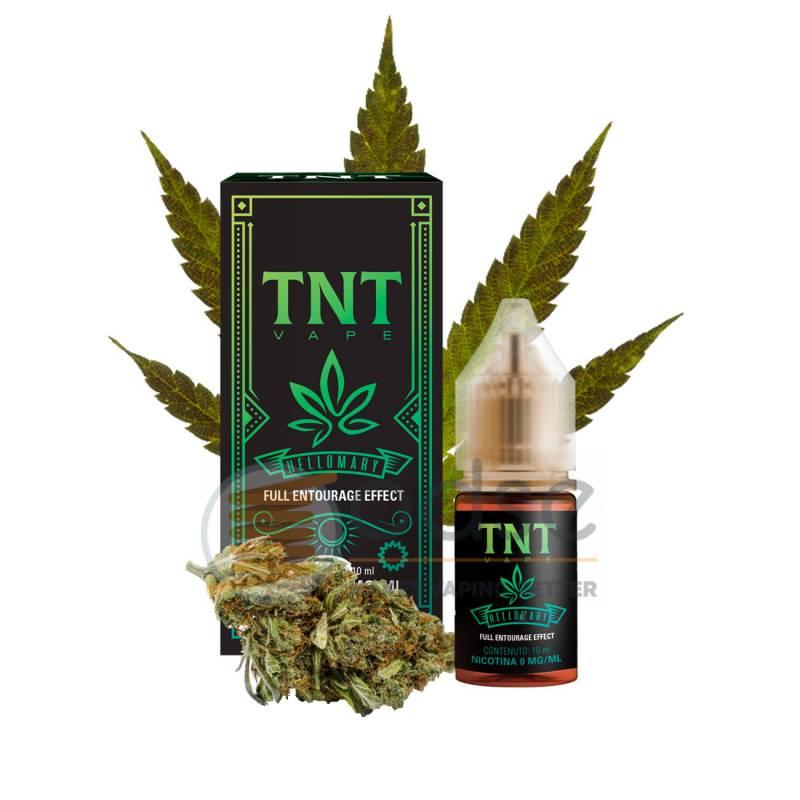 HELLOMARY LIQUIDO TNT VAPE 10 ML - Tabaccosi
