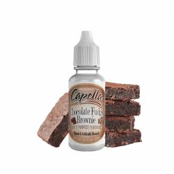 CHOCOLATE FUDGE BROWNIE V2 AROMA CAPELLA - Cremosi