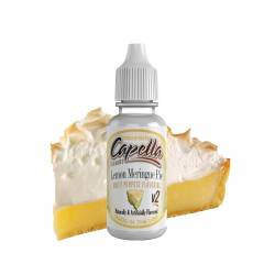 LEMON MERINGUE PIE V2 AROMA CAPELLA - Cremosi