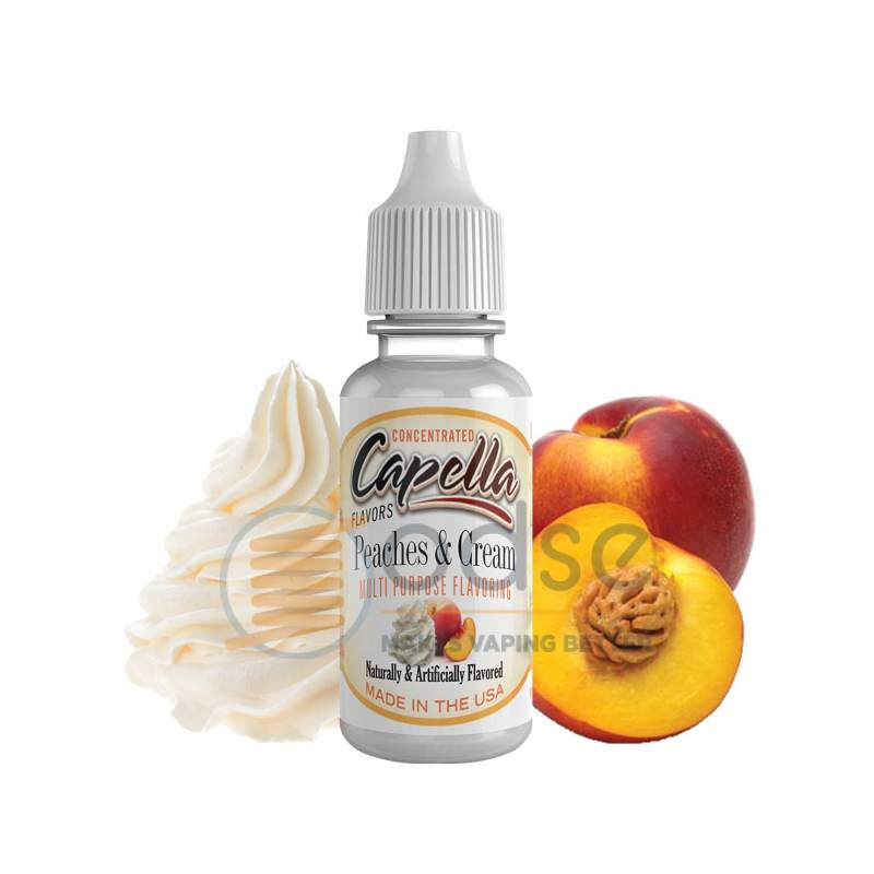 PEACHES AND CREAM V2 AROMA CAPELLA - Fruttati