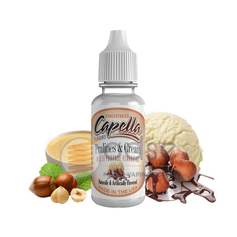 PRALINES AND CREAM AROMA CAPELLA - Cremosi