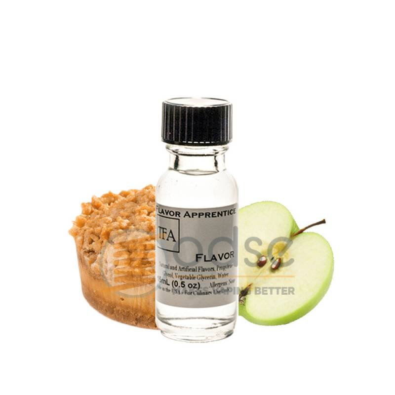 APPLE TART GRANNY SMITH AROMA THE PERFUMER'S APPRENTICE - Cremosi