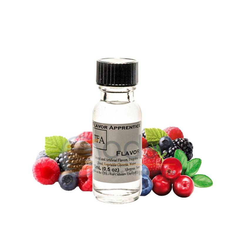 BERRY MIX AROMA THE PERFUMER'S APPRENTICE - Fruttati