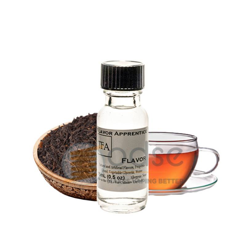 BLACK TEA DELUXE AROMA THE...