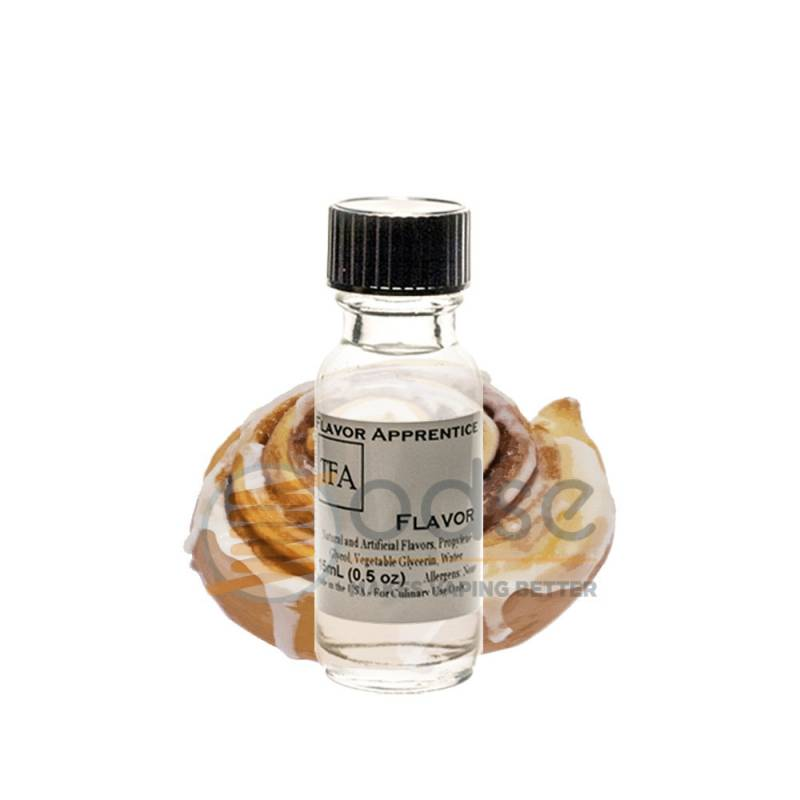 CINNAMON DANISH DX AROMA THE PERFUMER'S APPRENTICE - Cremosi