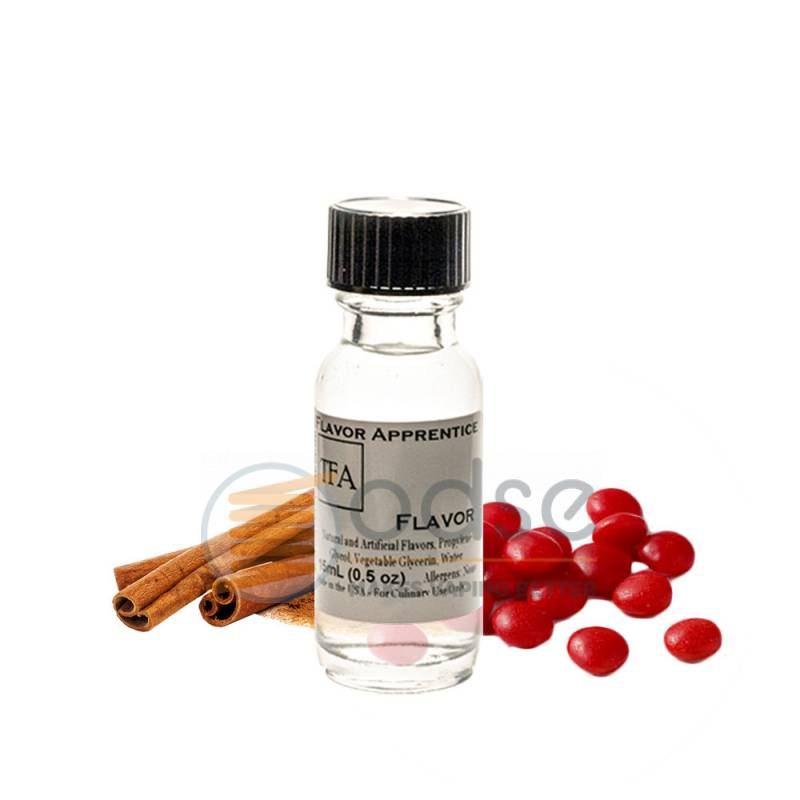 CINNAMON RED HOT AROMA THE PERFUMER'S APPRENTICE - Cremosi