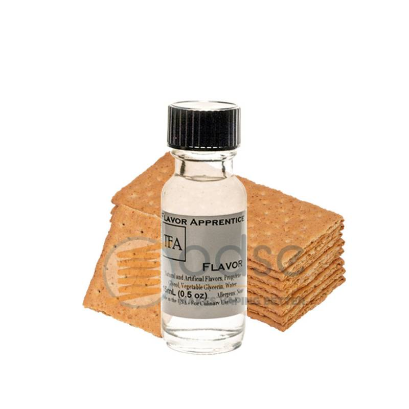 GRAHAM CRACKER CLEAR AROMA THE PERFUMER'S APPRENTICE - Cremosi