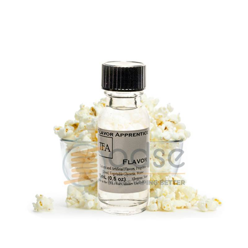 KETTLE CORN AROMA THE PERFUMER'S APPRENTICE - Cremosi