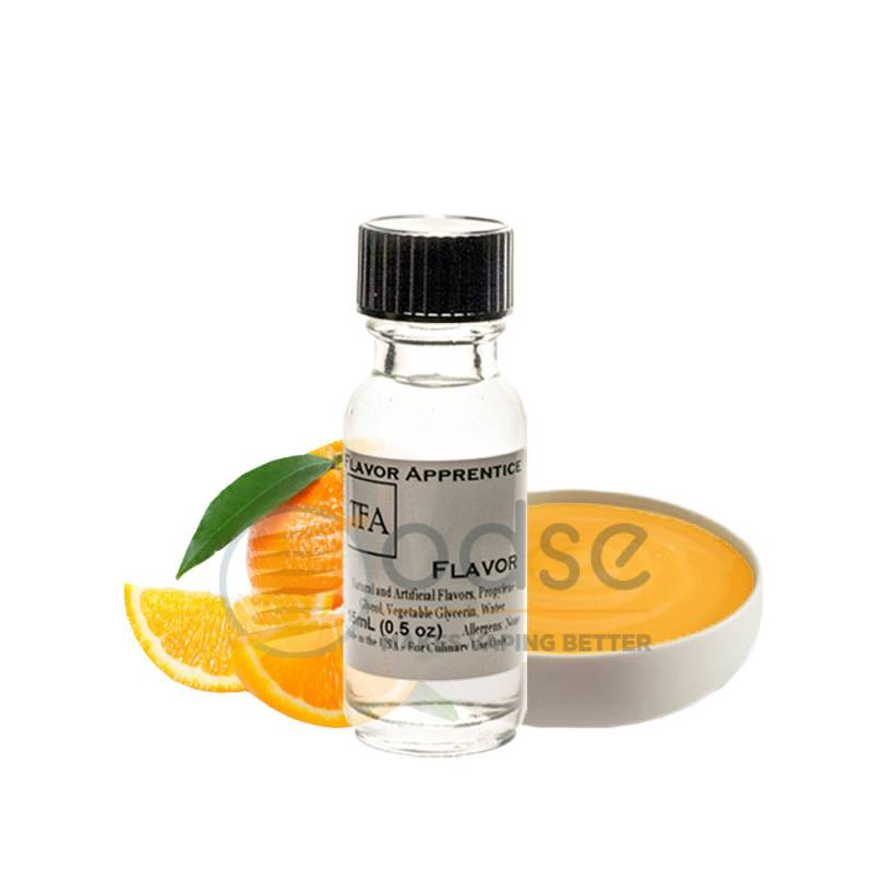 ORANGE CREAM AROMA THE PERFUMER'S APPRENTICE - Cremosi