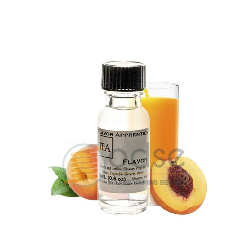PEACH JUICY AROMA THE PERFUMER'S APPRENTICE - Fruttati