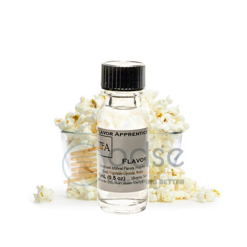 POP CORN AROMA THE PERFUMER'S APPRENTICE - Cremosi