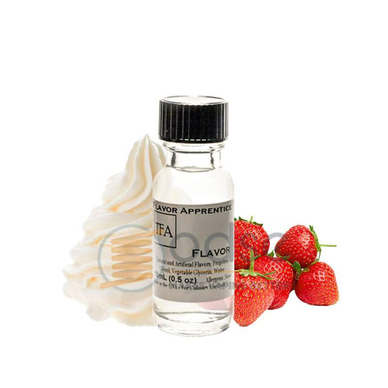 STRAWBERRIES AND CREAM AROMA THE PERFUMER'S APPRENTICE - Cremosi