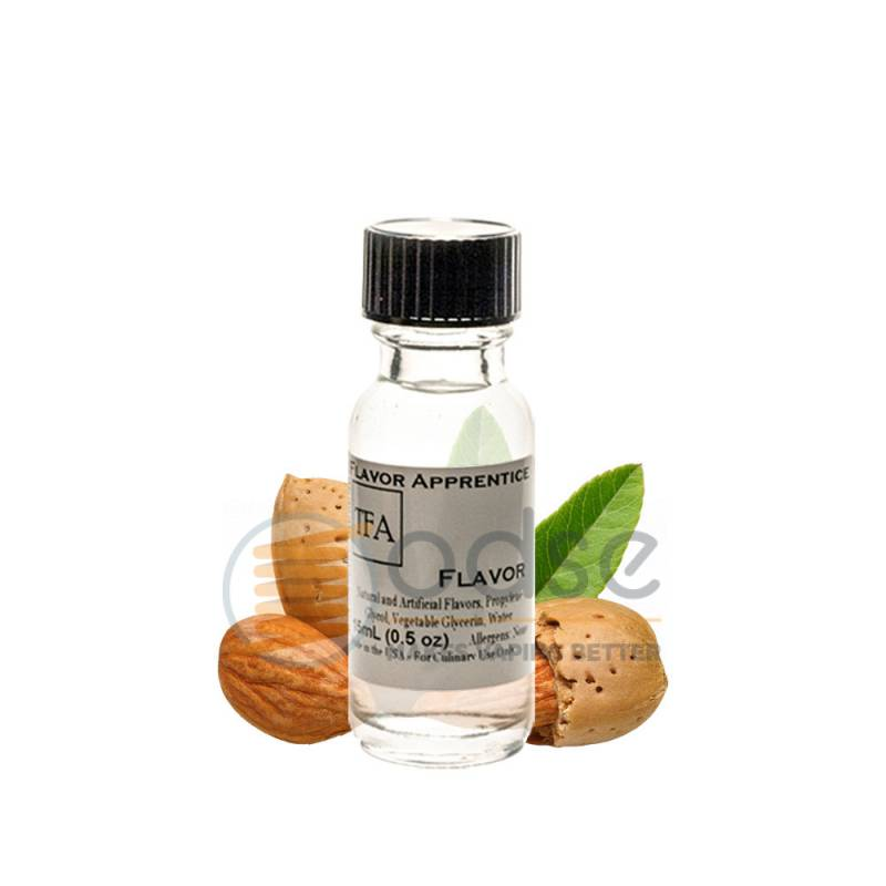 TOASTED ALMOND AROMA THE...