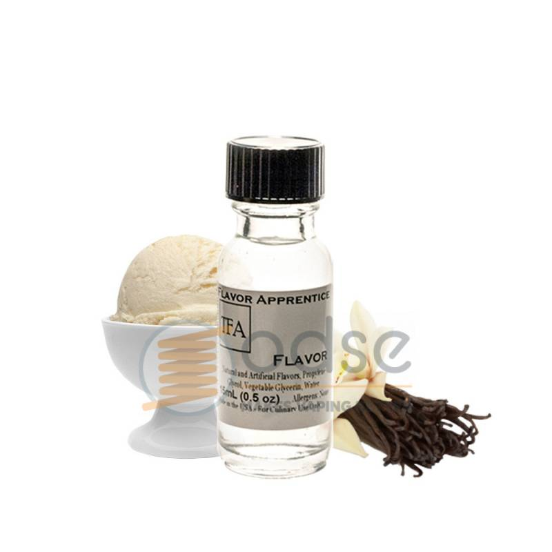 VANILLA BEAN ICE CREAM AROMA THE PERFUMER'S APPRENTICE - Cremosi