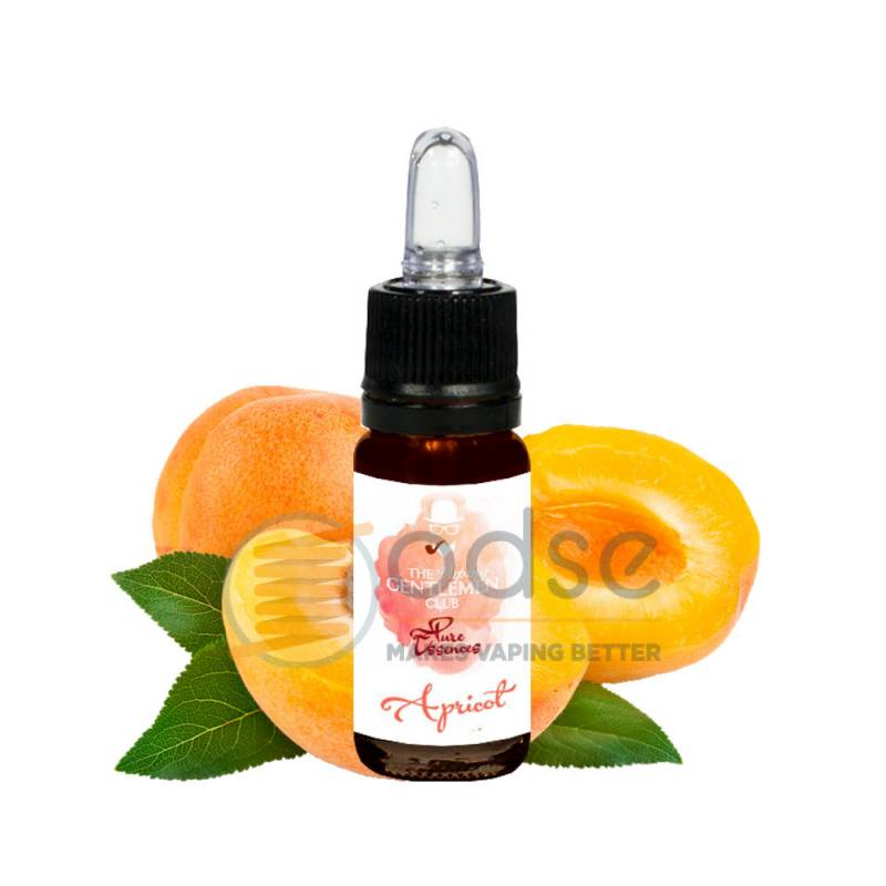 APRICOT AROMA PURE ESSENCES THE VAPING GENTLEMEN CLUB - Fruttati