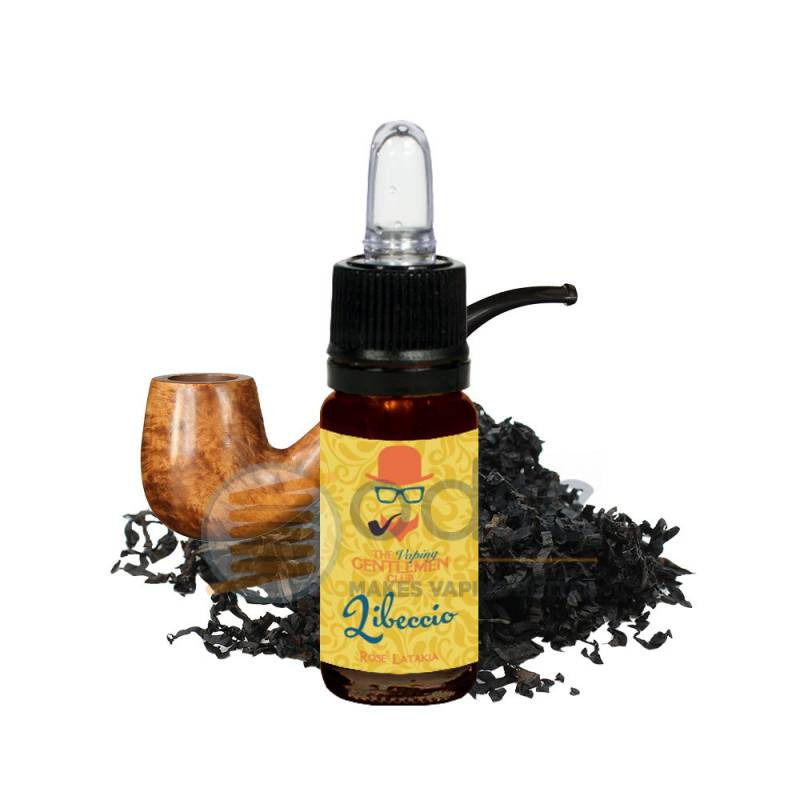 LIBECCIO AROMA TOBACCO BLENDS THE VAPING GENTLEMEN CLUB - Tabaccosi