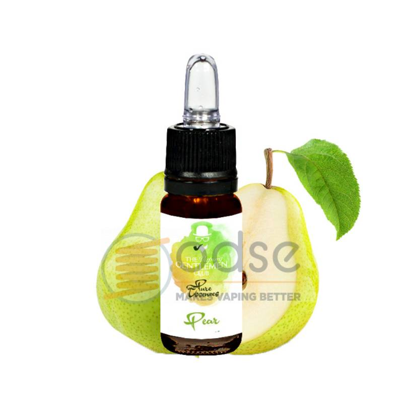 PEAR AROMA PURE ESSENCES THE VAPING GENTLEMEN CLUB - Fruttati