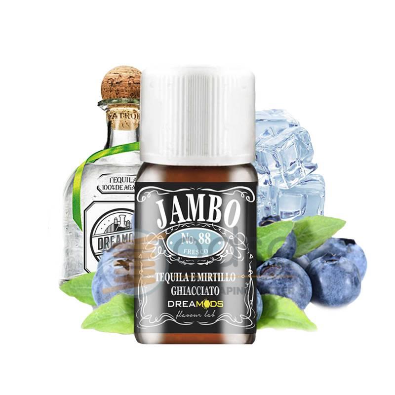 JAMBO N°88 AROMA DREAMODS - Fruttati