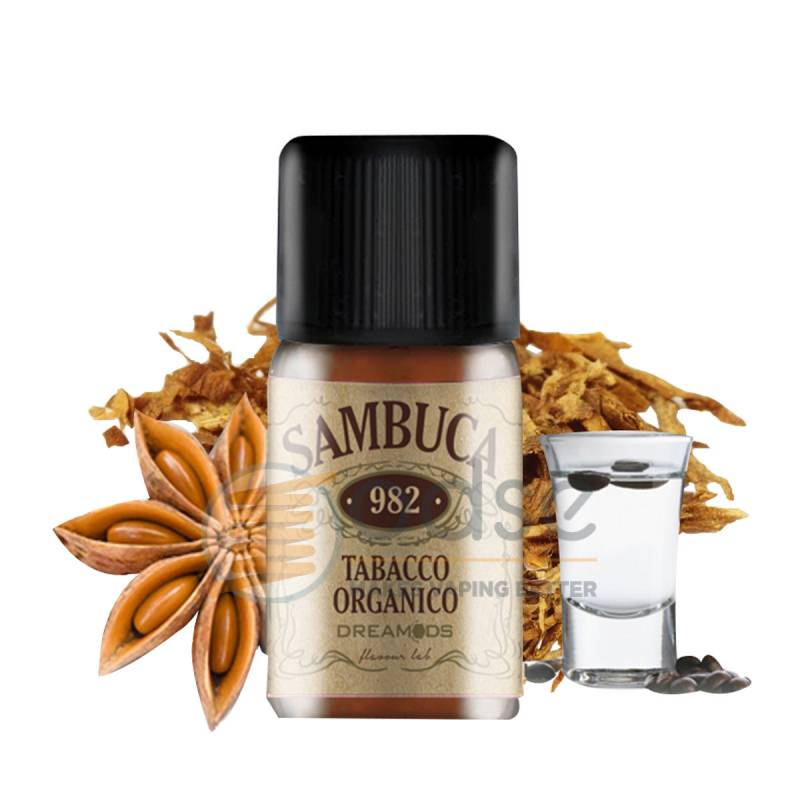 SAMBUCA N°982 AROMA DREAMODS - Tabaccosi