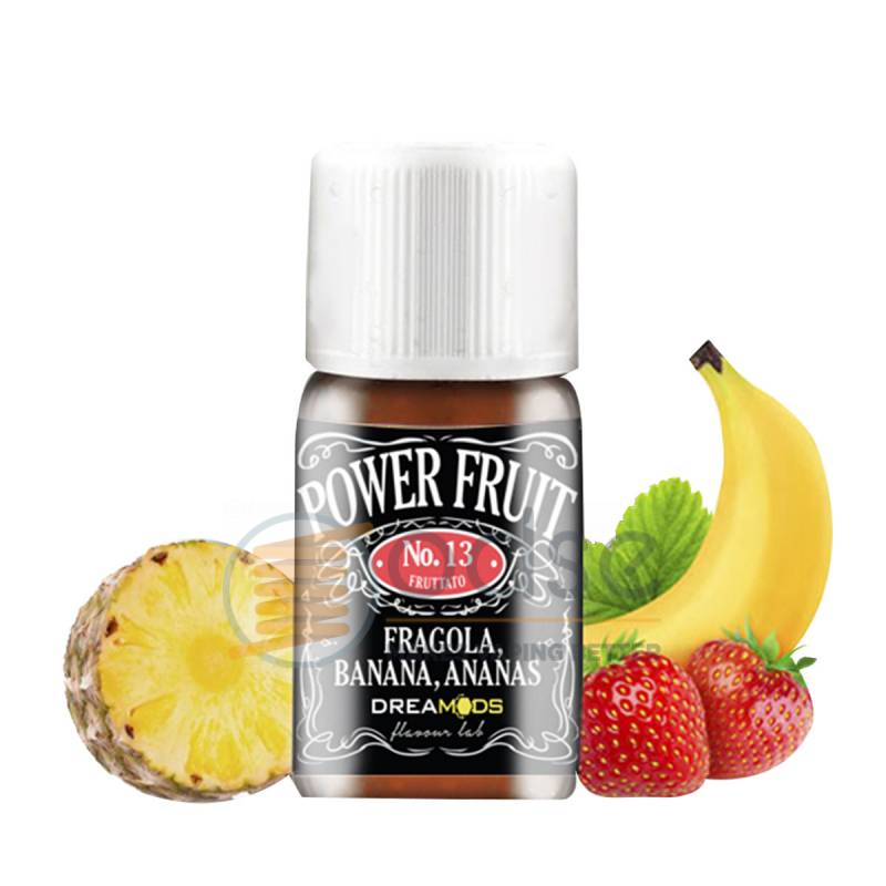 POWER FRUIT N°13 AROMA DREAMODS - Fruttati