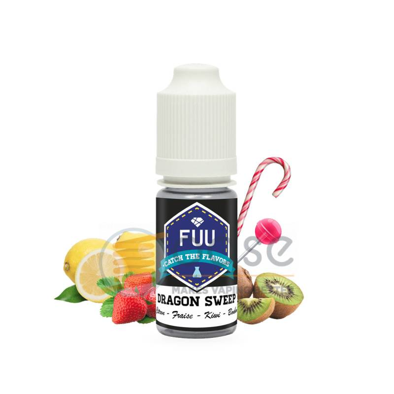 DRAGON SWEEP AROMA CATCH THE FLAVORS THE FUU - Fruttati