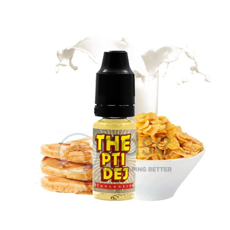 THE PTIT DEJ' AROMA VAPE OR DIY REVOLUTE - Cremosi