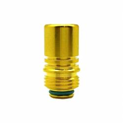 BOZO GOLD DRIP TIP BILLET BOX ATMISTIQUE - ACCESSORI