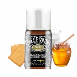 CEREALE GOLOSO N°69 AROMA DREAMODS - Cremosi