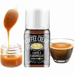 COFFEE CREAM N°10 AROMA DREAMODS - Cremosi
