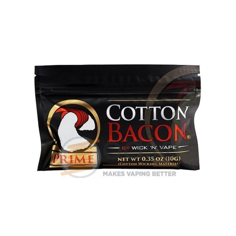 COTTON BACON PRIME COTONE WICK 'N' VAPE - FIBRE E COTONE