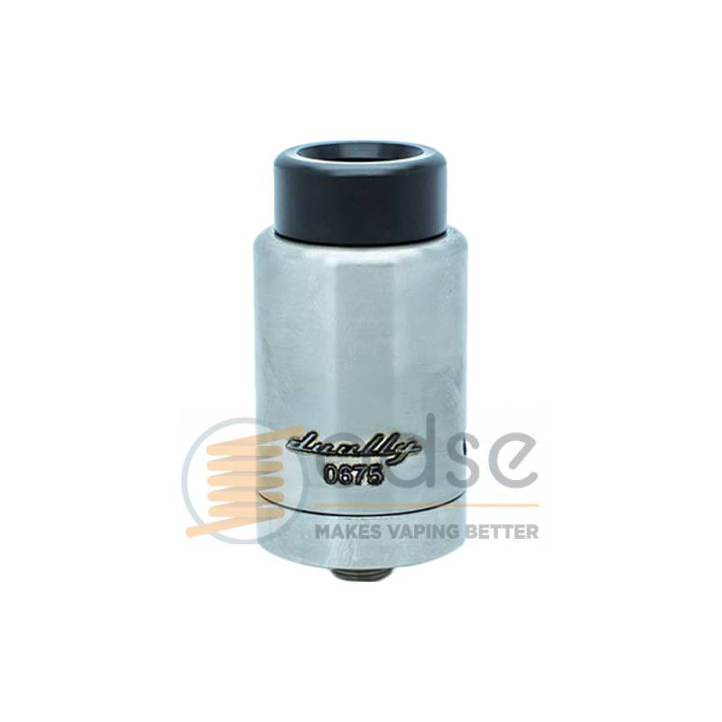 DUALLY RDA ATOMIZZATORE VAPING AMERICAN MADE PRODUCTS - RDA