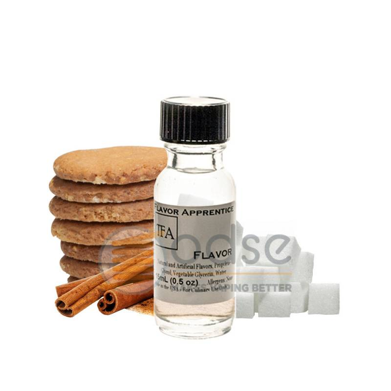 CINNAMON SUGAR COOKIE AROMA THE PERFUMER'S APPRENTICE - Cremosi