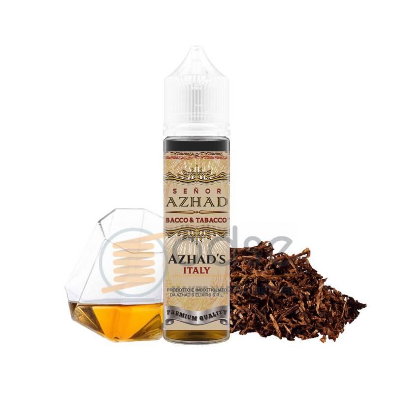 SENOR AZHAD SHOT BACCO & TABACCO AZHAD'S ELIXIRS - Tabaccosi