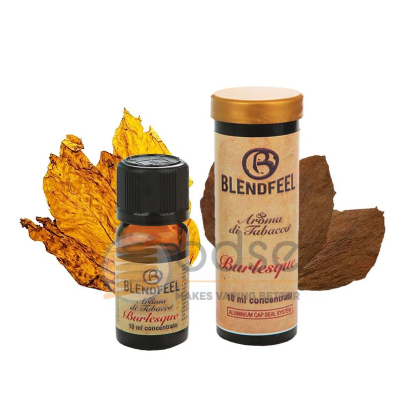 BURLESQUE AROMA SPECIAL BLENDS BLENDFEEL - Tabaccosi