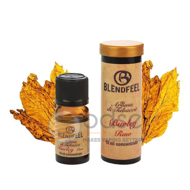 BURLEY AROMA RAW BLENDFEEL - Tabaccosi