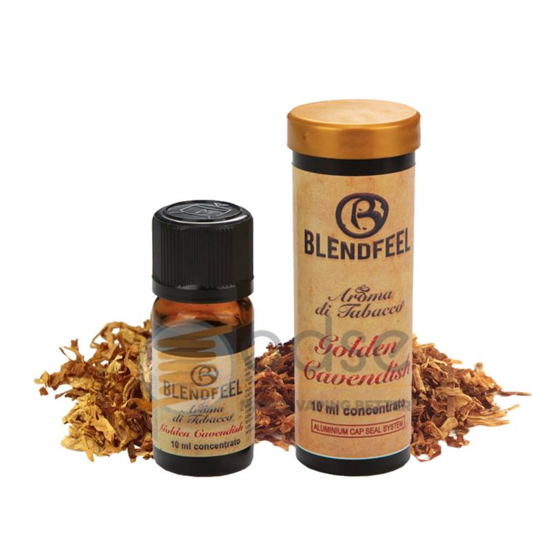 GOLDEN CAVENDISH AROMA SPECIAL BLENDS BLENDFEEL - Tabaccosi
