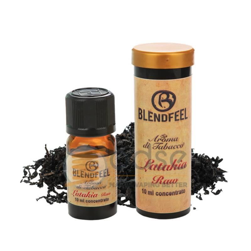 LATAKIA AROMA RAW BLENDFEEL - Tabaccosi