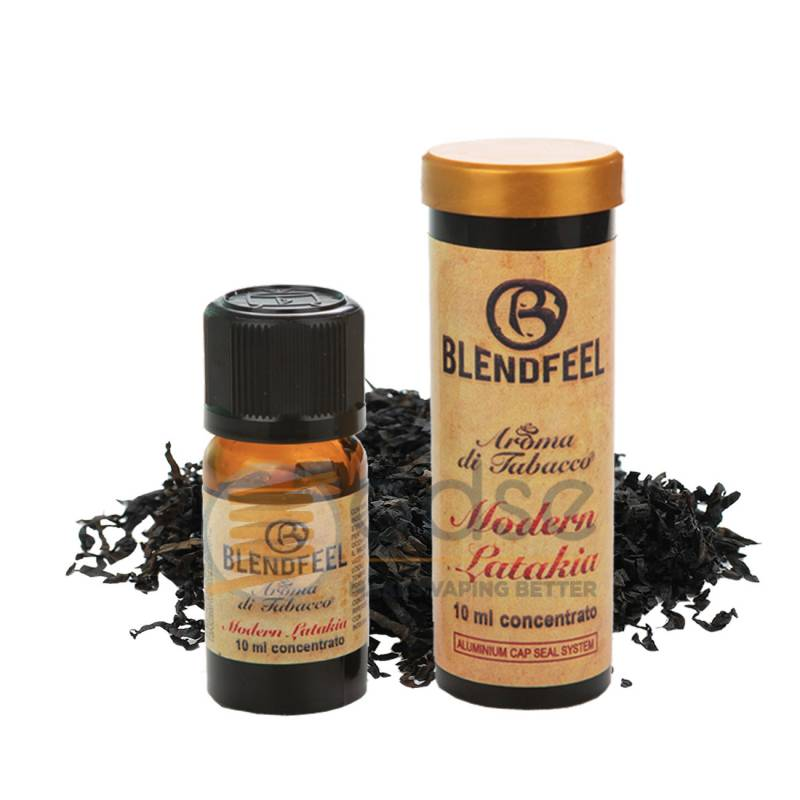 MODERN LATAKIA AROMA SPECIAL BLENDS BLENDFEEL - Tabaccosi