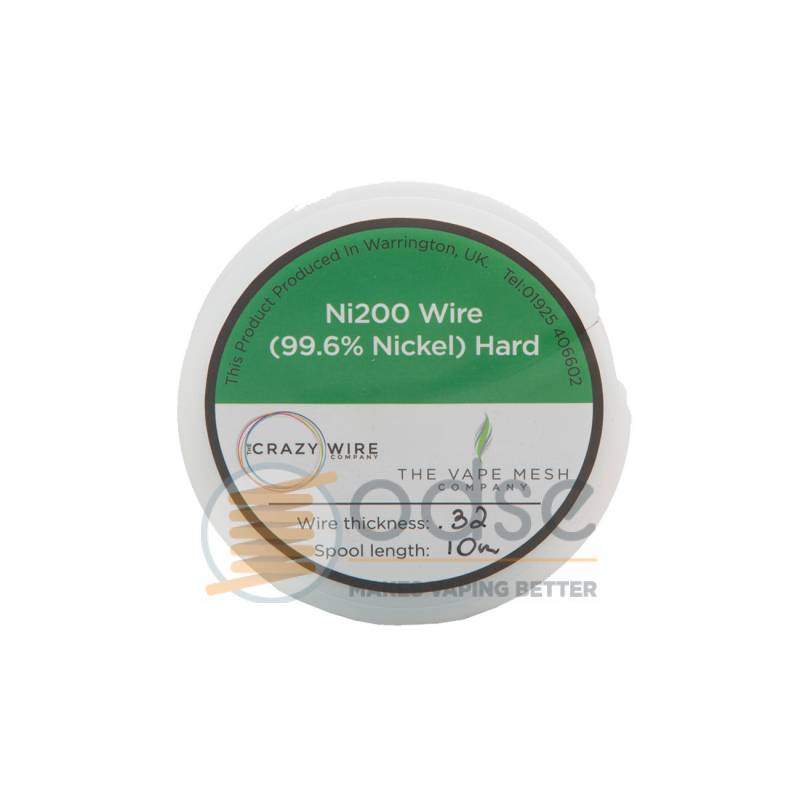 CAVO HARD NI200 10 M THE MESH COMPANY - FILI E RESISTENZE