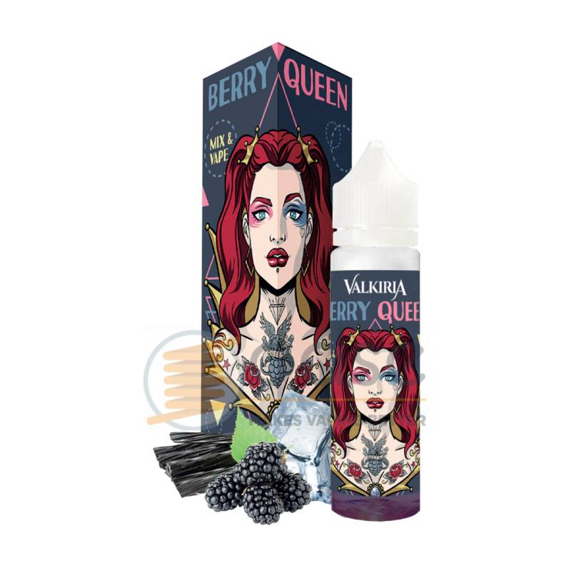 BERRY QUEEN PREMIX VALKIRIA - Mix'n'Vape