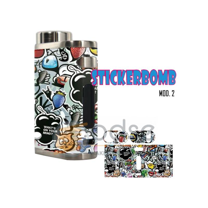 STICKER COLORATO ISTICK PICO
