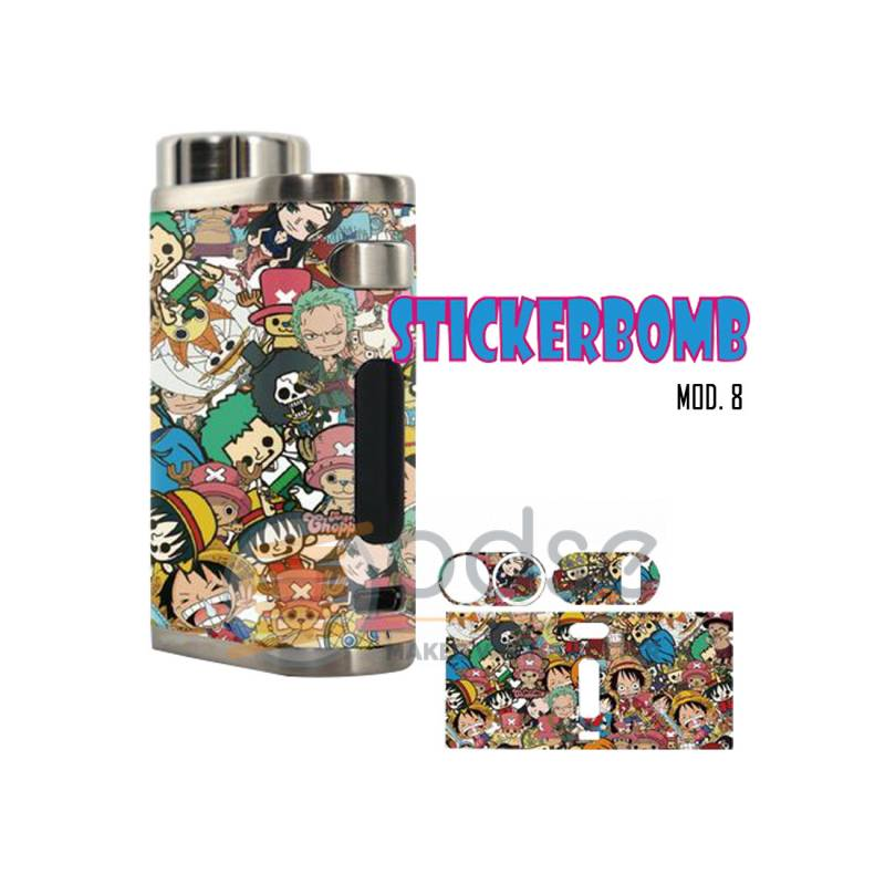 STICKER COLORATO ISTICK PICO - STICKERS