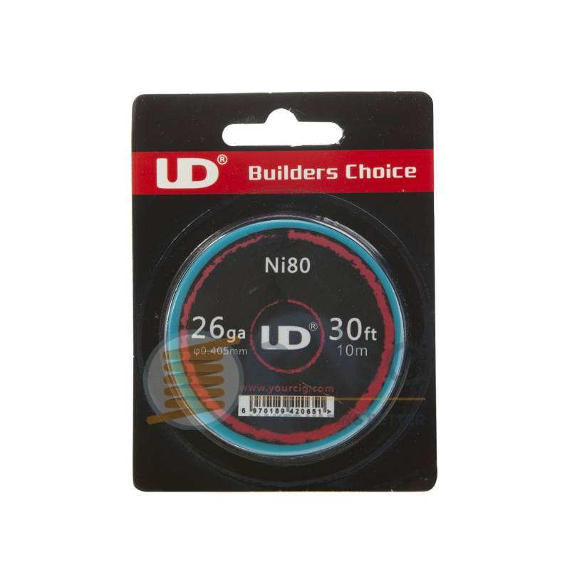 CAVO NICHROME NI80 UD - FILI E RESISTENZE