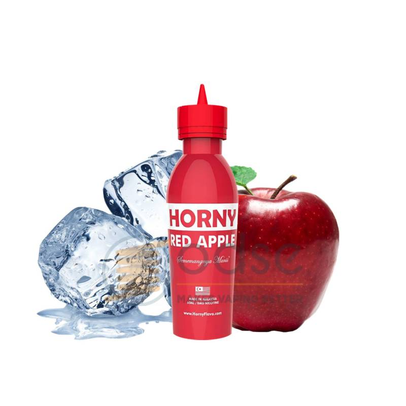 RED APPLE AROMA MEDIA CONCENTRAZIONE HORNY FLAVA - Mix'n'Vape